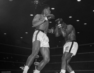 FBI suspected Muhammad Ali's first win over Sonny Liston was fixed