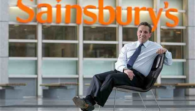 Sainsbury's overtakes Asda for first time in a decade