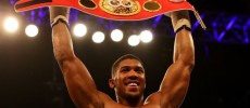Anthony Joshua could face Wladimir Klitschko in heavy weight unification clash