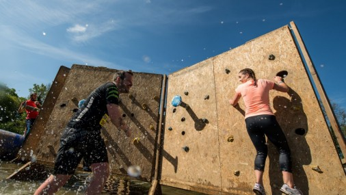 The UK's only TV game show-inspired obstacle event.