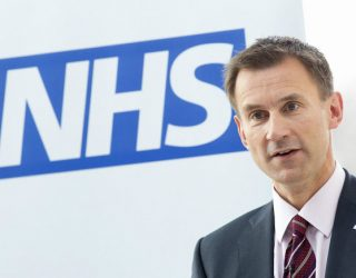 Jeremy Hunt Admits NHS Winter Crisis Is 'Unsustainable'