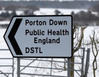 PORTON DOWN – THE UNWITTING VICTIMS