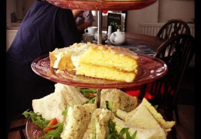 The Secret Garden Tea Room, Worsley