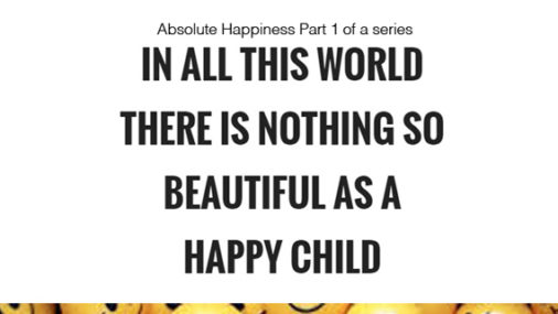 Absolute Happiness